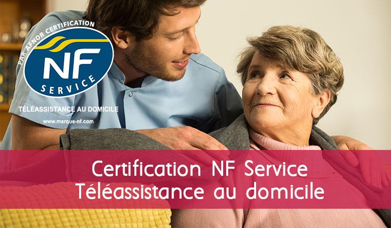Assystel certification NF Services à domicile