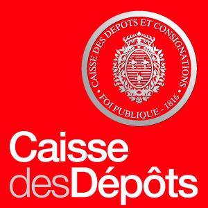 Logo de la Caisse des Dépots