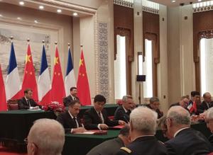 Partenariat Chine - Senioradom