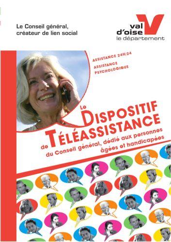 Téléassistance du Val d'Oise